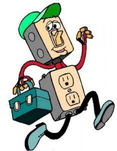 Вызов специалиста - электрика. Неисправность электропроводки