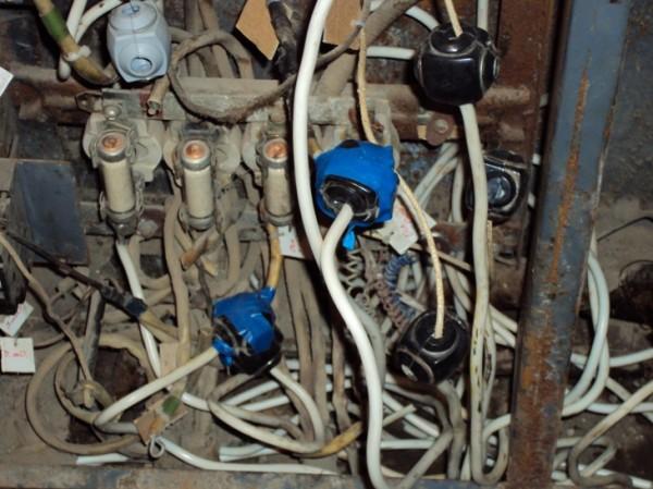 Схема электропроводки в квартире.  Часть 1.