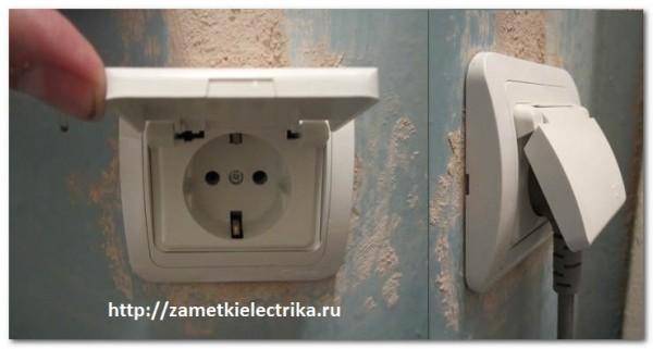 Как провести электрику на кухни