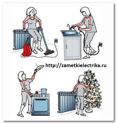 Как подключить электричество в баню