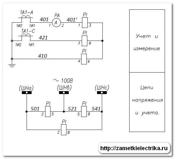 Знолп схема соединения