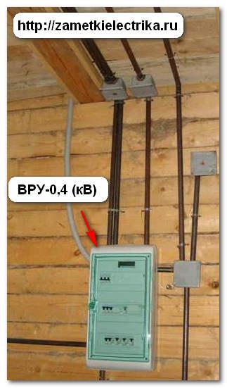 Кабель для прокладки проводки в доме