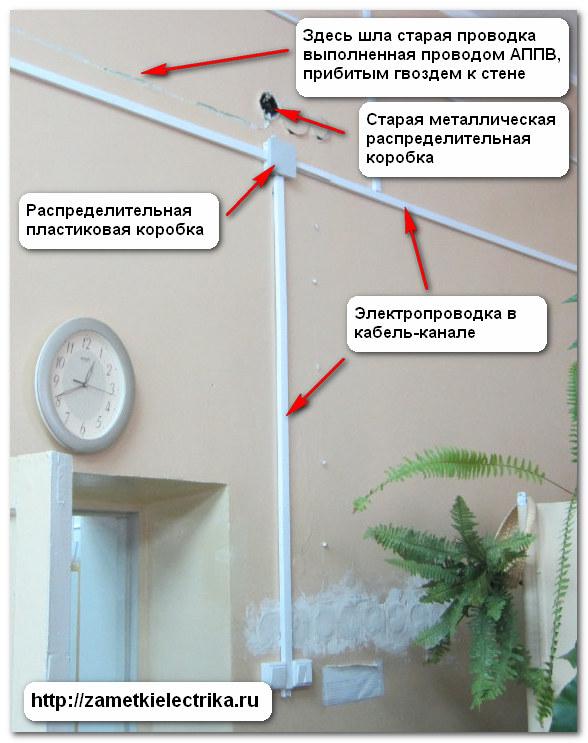 про схему электропроводки