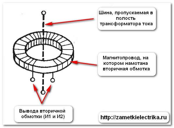 трансформаторами тока