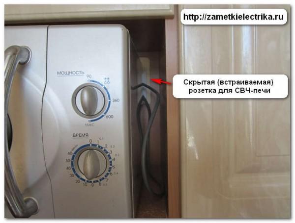 Установка розеток выключателей на гипсокартон