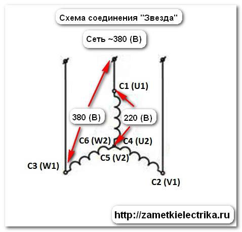 soedinenie_zvezdoj_соединение_звездой