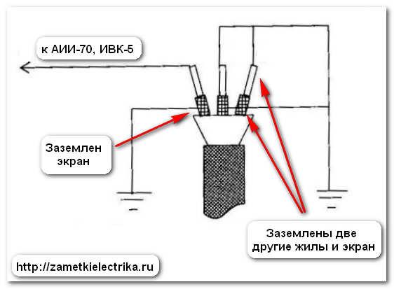 Если силовой кабель выполнен