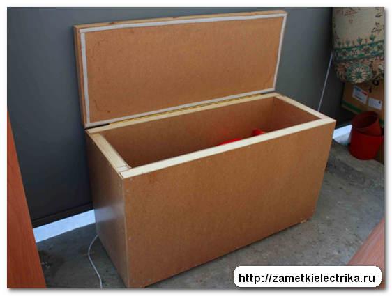 Как сделать ящик для картошки в погреб