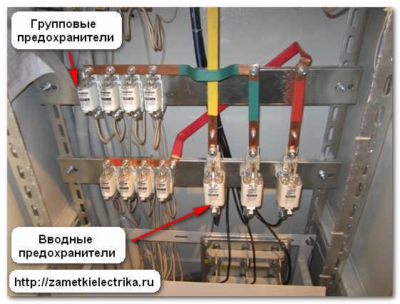 Вот еще один наглядный пример - это схема трехфазного ввода с. счетчиком, подключенного через трансформатор...