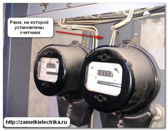 Класс точности электросчетчика, Заметки электрика