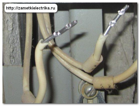 Устройство и схема подключения трехфазного индукционного счетчика САЗУ И670М
