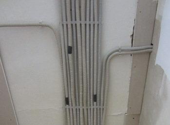 Щит распределительный навесной металлический модульный