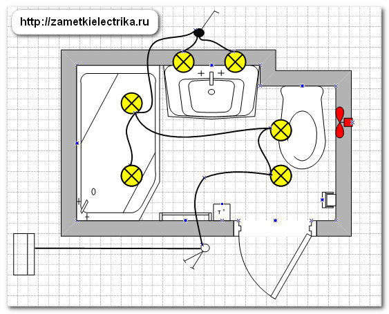 montazh_elektroprovodki_v_vannoj_komnate_монтаж_электропроводки_в_ванной_комнате_23