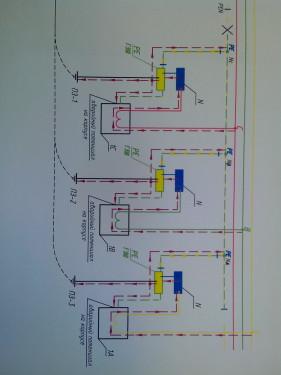 Система заземления TN-C-S, Заметки электрика